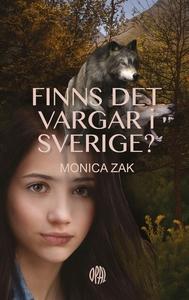 Finns det vargar i Sverige? (e-bok) av Monica Z