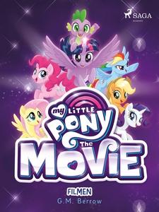 My Little Pony - Filmen (e-bok) av G. M. Berrow