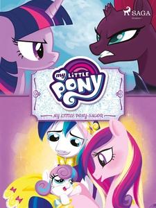 My Little Pony-sagor (e-bok) av Diverse