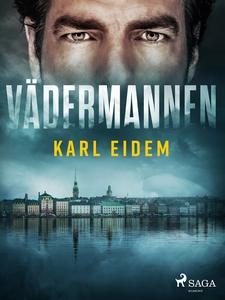 Vädermannen (e-bok) av Karl Eidem