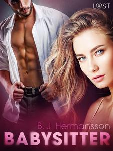 Babysitter - erotisk novell (e-bok) av B. J. He