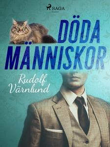 Döda människor (e-bok) av Rudolf Värnlund