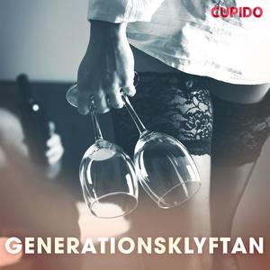 Generationsklyftan (ljudbok) av Cupido