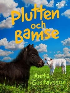 Plutten och Bamse (e-bok) av Anita Gustavsson