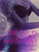 The Girl in the Lingerie Department - An Erotic Christmas Tale