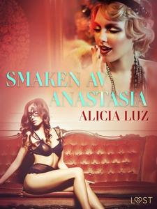 Smaken av Anastasia - erotisk novell (e-bok) av