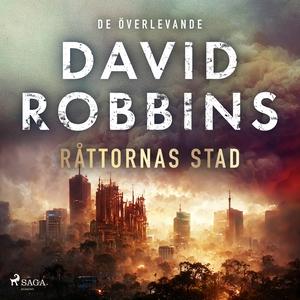Råttornas stad (ljudbok) av David Robbins