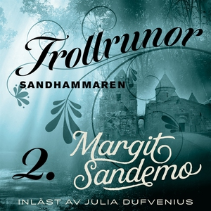 Sandhammaren (ljudbok) av Margit Sandemo