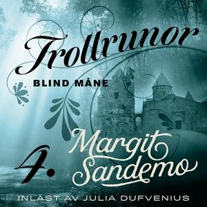 Blind måne (ljudbok) av Margit Sandemo