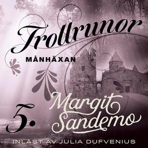 Månhäxan (ljudbok) av Margit Sandemo