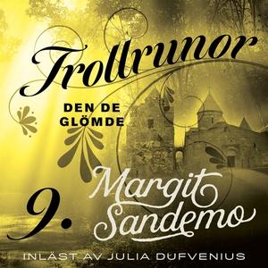 Den de glömde (ljudbok) av Margit Sandemo