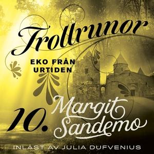Eko från Urtiden (ljudbok) av Margit Sandemo