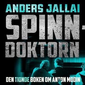 Spinndoktorn (ljudbok) av Anders Jallai