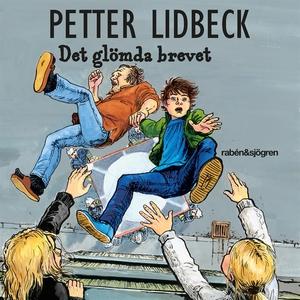 Det glömda brevet (ljudbok) av Petter Lidbeck