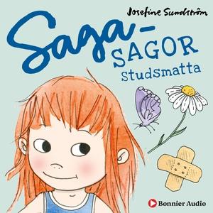 Studsmatta (ljudbok) av Josefine Sundström