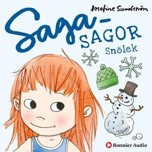 Snölek (ljudbok) av Josefine Sundström