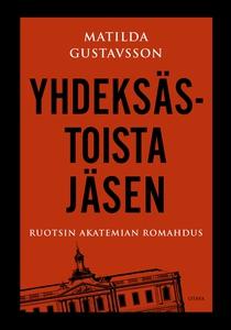 Yhdeksästoista jäsen (e-bok) av Matilda Gustavs