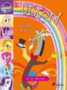 Discord och rena rama dramat (e-bok) av G. M. B
