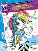Equestria Girls - Rainbow Dash blitzar bollen