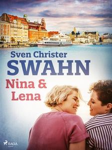 Nina och Lena (e-bok) av Sven Christer Swahn