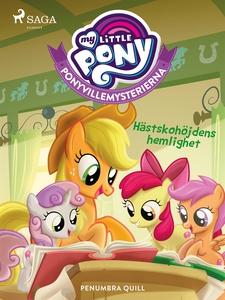 Ponyvillemysterierna - Hästskohöjdens hemlighet