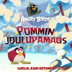 Angry Birds: Pommin joulupamaus (ljudbok) av To