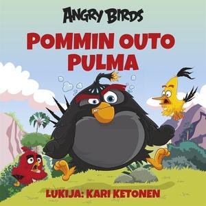 Angry Birds: Pommin outo pulma (ljudbok) av Chr