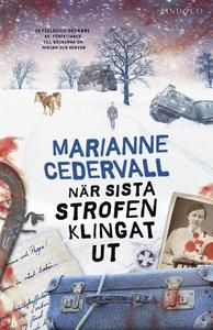När sista strofen klingat ut (e-bok) av Mariann