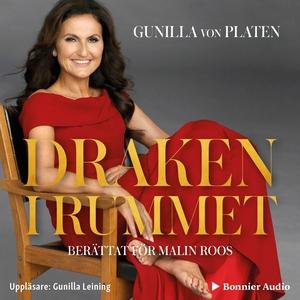 Draken i rummet (ljudbok) av Gunilla von Platen