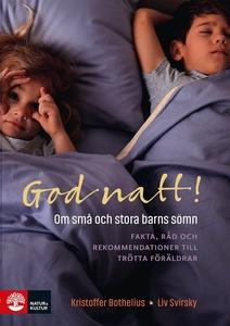 God natt! : Om små och stora barns sömn (ljudbo