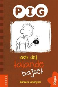 Pig 1: Pig och det talande bajset (e-bok) av Ba