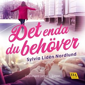 Det enda du behöver (ljudbok) av Sylvia Lidén N