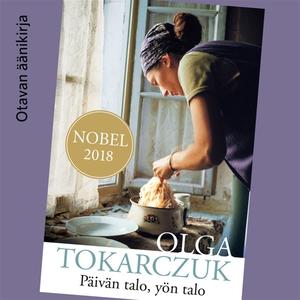 Päivän talo, yön talo (ljudbok) av Olga Tokarcz