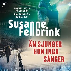 Än sjunger hon inga sånger (ljudbok) av Susanne