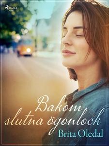Bakom slutna ögonlock (e-bok) av Brita Oledal
