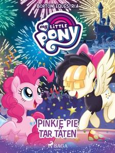Pinkie Pie tar täten (e-bok) av G. M. Berrow