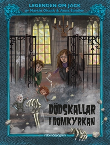 Dödskallar i domkyrkan (e-bok) av Martin Olczak