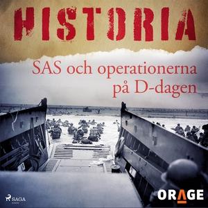 SAS och operationerna på D-dagen (ljudbok) av O