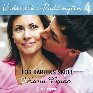 För kärleks skull (ljudbok) av Karin Baine