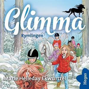 Glimma 8: Rymlingen (ljudbok) av Marie Helleday