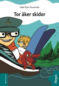 Tor åker skidor (e-bok) av Helle Dyhr Fauerhold