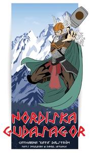 Nordiska gudasagor (e-bok) av Kata Dalström