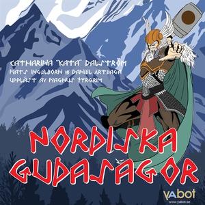 Nordiska gudasagor (ljudbok) av Kata Dalström