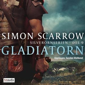 Gladiatorn (ljudbok) av Simon Scarrow