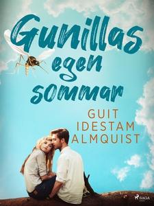 Gunillas egen sommar (e-bok) av Guit Idestam-Al