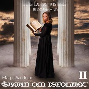 Blodshämnd (ljudbok) av Margit Sandemo