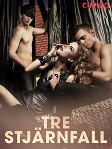 Tre stjärnfall (e-bok) av Cupido