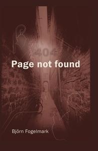 Page not found (e-bok) av Björn Fogelmark