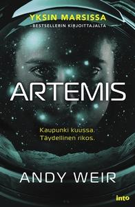 Artemis (e-bok) av Andy Weir