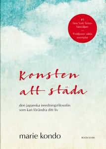 Konsten att städa (e-bok) av Marie Kondo